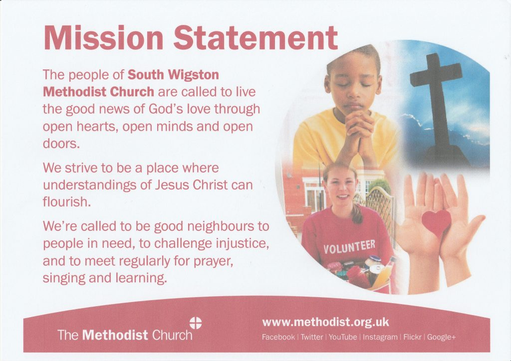 Picture of mission statement