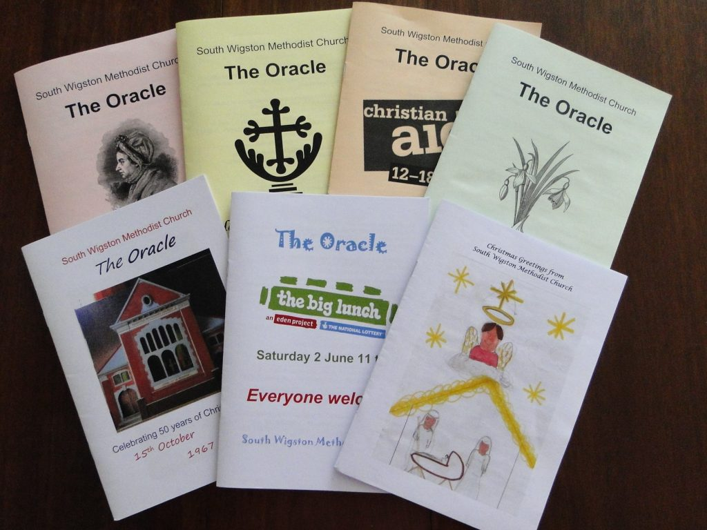 A selection of Oracle magazines